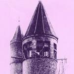 CIL Monplaisir Lyon 8ème - Histoire du quartier - Le château des Tournelles