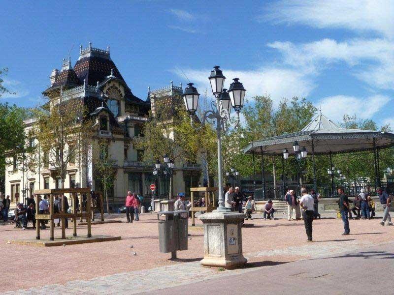 Quartier de Monplaisir - Lumière Lyon 8ème